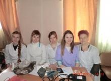 Мероприятия Серовской больницы к Дню Победы