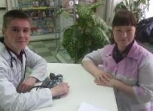 Профилактические акции совместно со студентами Серовского филиала ГБПОУ
